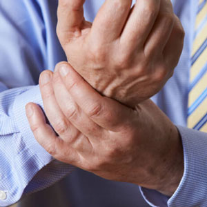Repetitive strain treatments